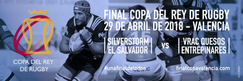 Copa del Rey de Rugby en Valencia