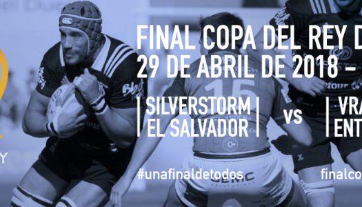 A la venta las entradas para la Final de la Copa del Rey de Rugby