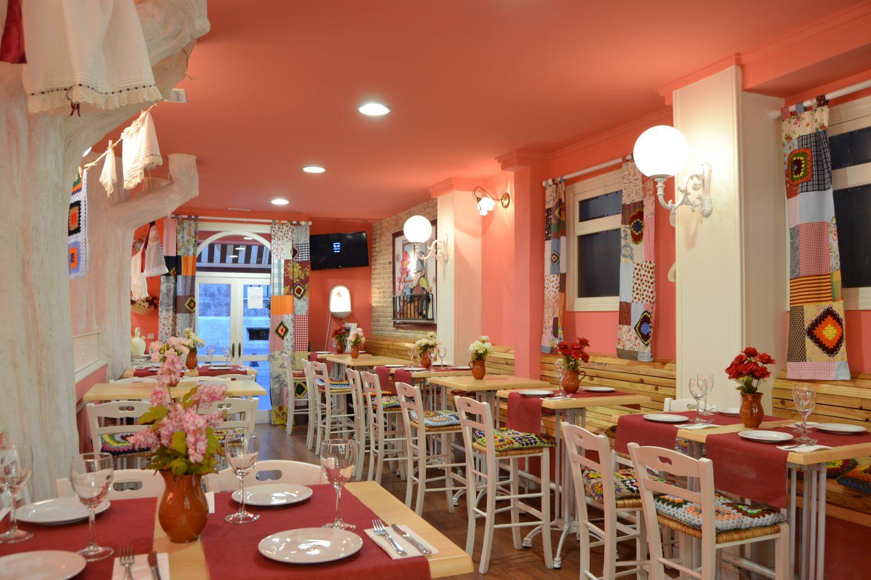 Restaurantes San Valentín