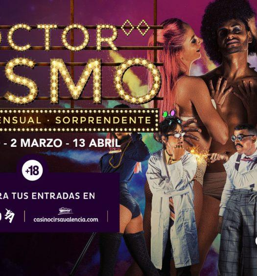 Doctor Gasmo en Casino Cirsa