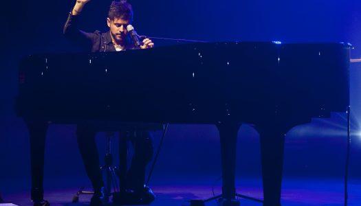 Espectacular concierto de Pablo López en Valencia