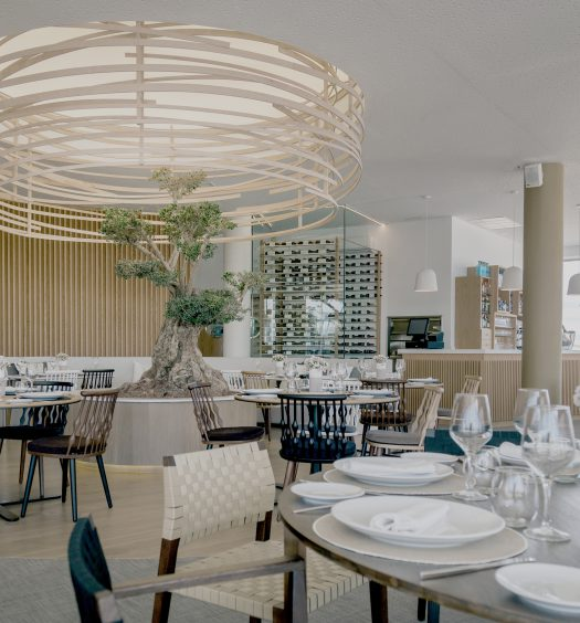 Restaurante La marina, san valentín