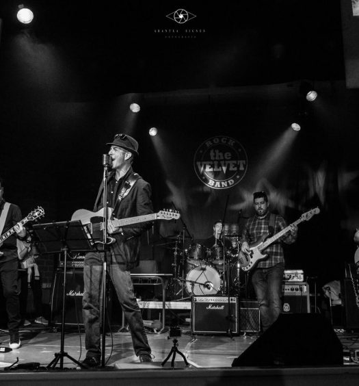 The Velvet Rock Band concierto en Valencia
