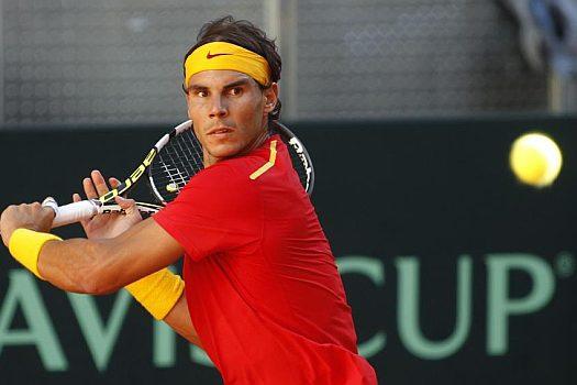 Rafa Nadal jugará en la Copa Davis en Valencia