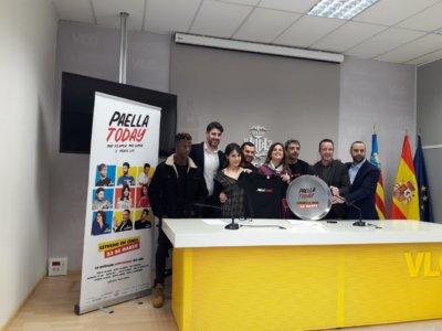 presentación paella today