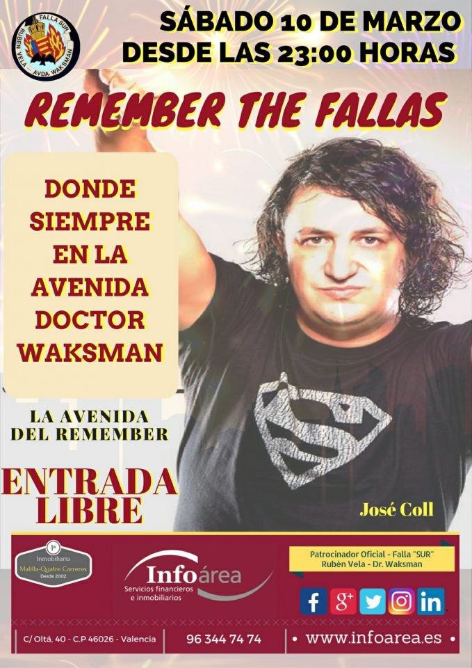 Cartel Remember The Fallas