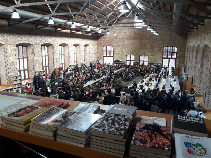 Un total de 778.012 personas visitaron las Bibliotecas Municipales de València
