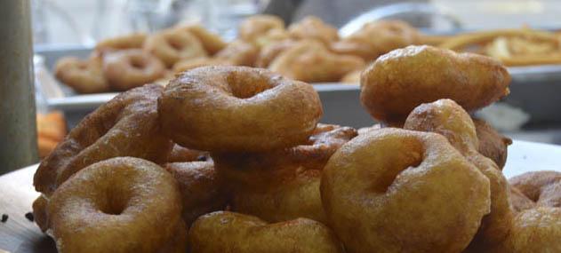 Buñuelos y churros en Valencia
