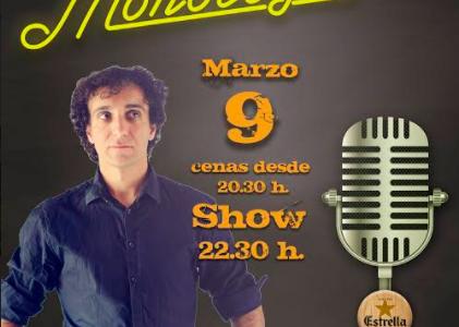 Los Monólogos de BIOPARC Café reciben a Jesús Manzano, guionista de El Hormiguero