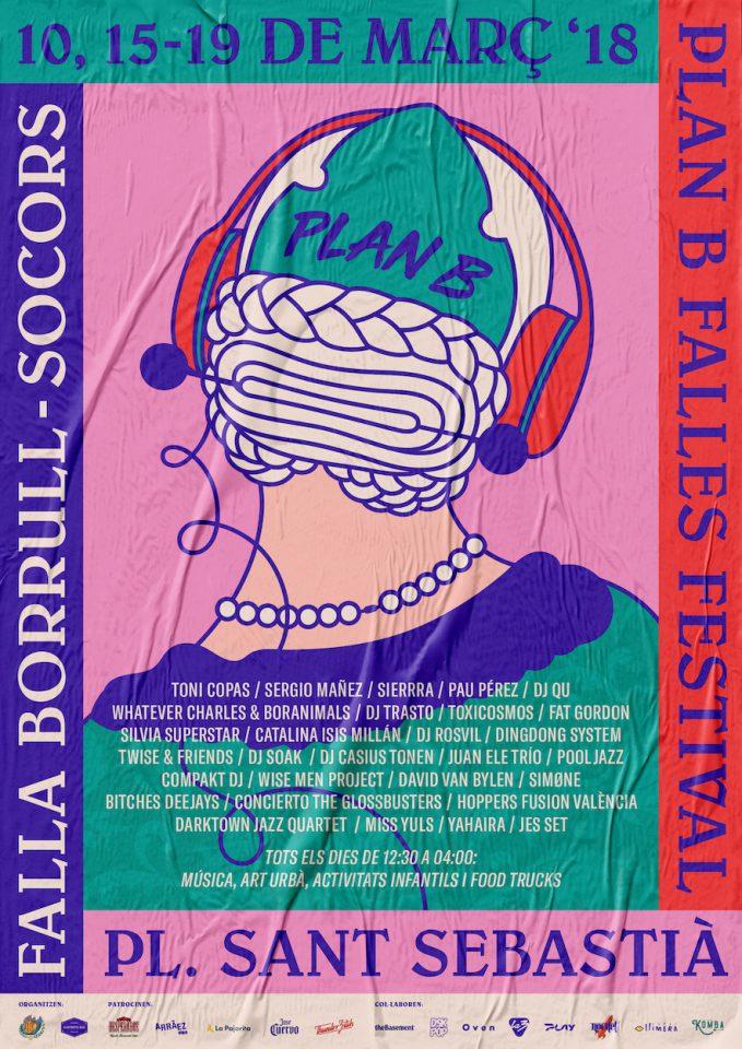 Cartel Plan B Falles Festival
