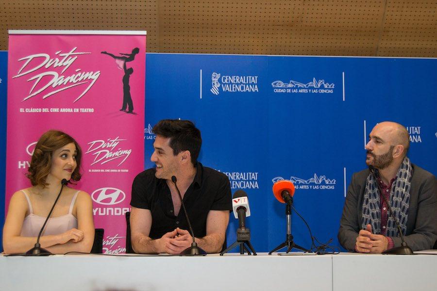 Dirty Dancing llega al Palau de les Arts Reina Sofía de Valencia