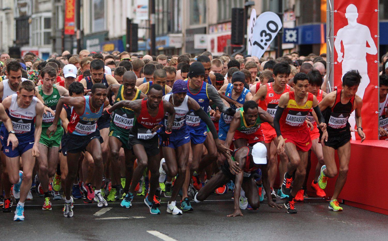 315 atletas de élite y 87 selecciones estarán presentes en el IAAF/Trinidad Alfonso WHM Valencia 2018