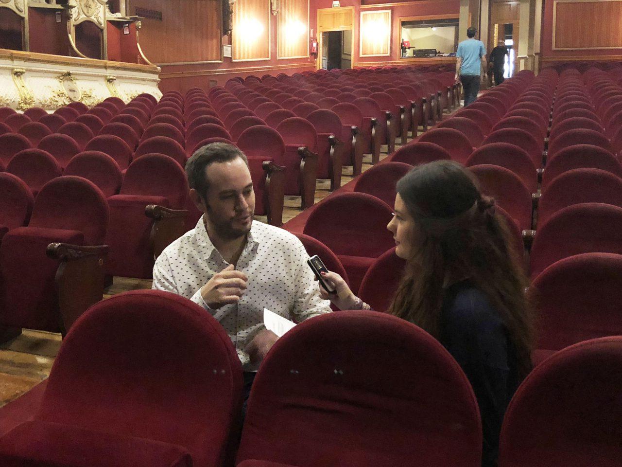Entrevista con el ilusionista Jorge Blass