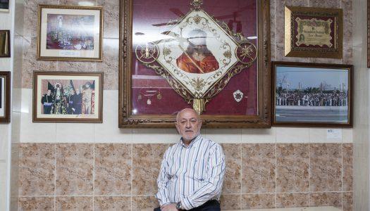 Entrevista con Francisco Carles Salvador, presidente de la junta mayor de la Semana Santa marinera de Valencia