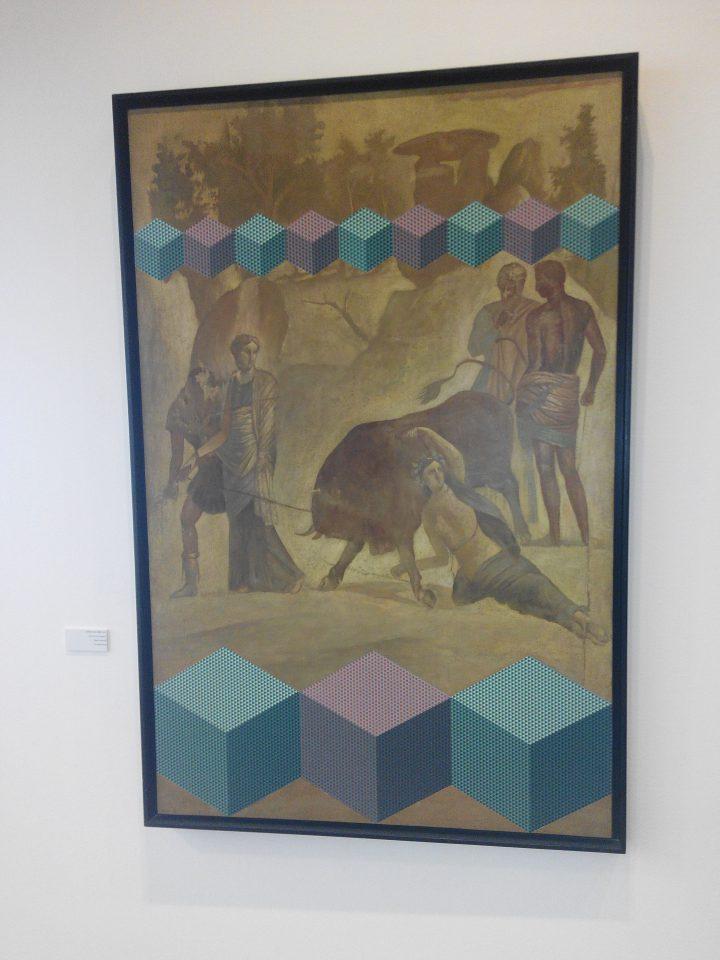 Exposición colectiva de Mesogeios Thalassa