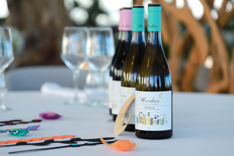 Bodega Sierra Norte ha dado un giro de 360º a su vino Mariluna