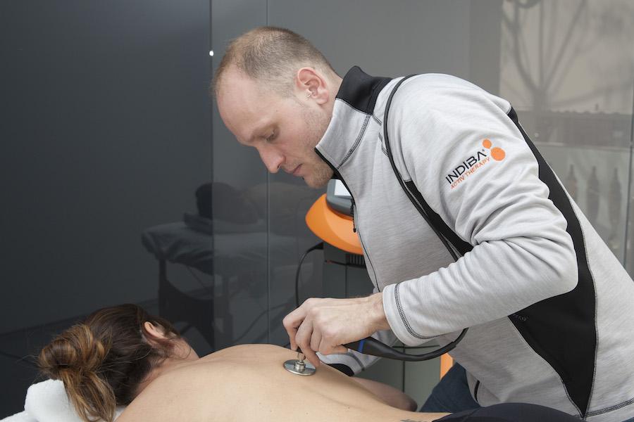 MIMOBE Valencia presenta el tratamiento Indiba