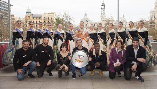 Valencia a punto de conseguir el Día Internacional de la paella