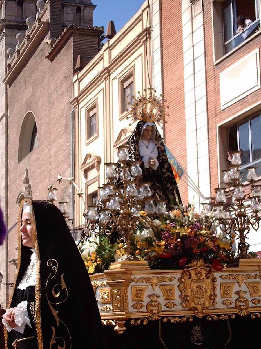 La Dolorosa. Semana Santa Marinera Valencia