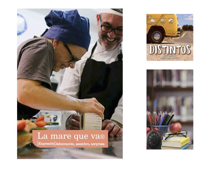 """Asindown presenta """"LA MARE QUE VA®"""", una iniciativa para la sociedad valenciana"""