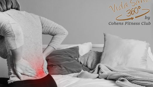 Prevenir el dolor de espalda con ejercicio físico