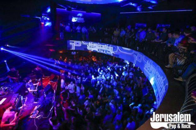 Concierto en Jerusalem Club