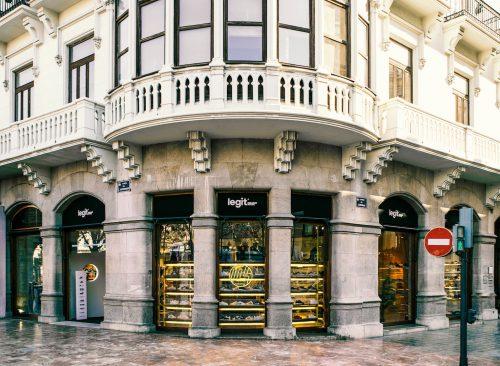 Legit, zapatillas deportivas en Valencia