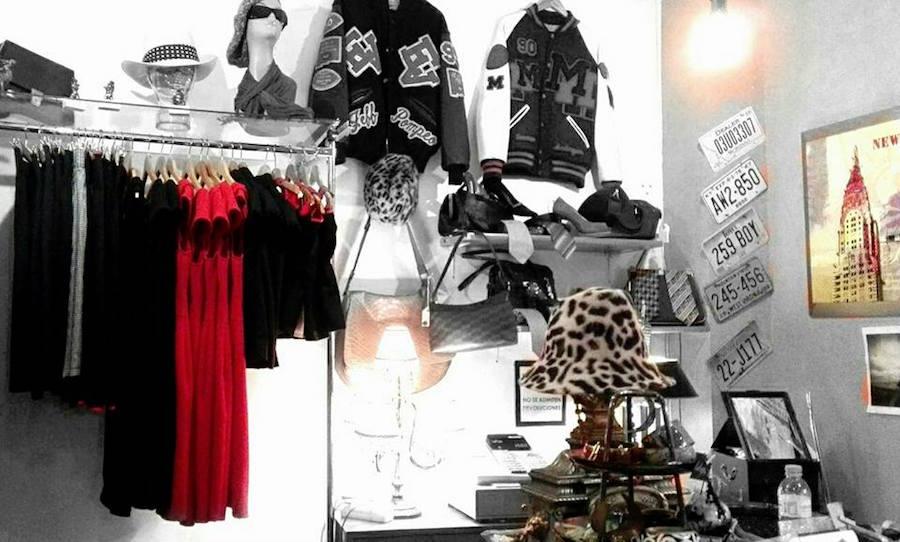 tiendas vintage de Valencia