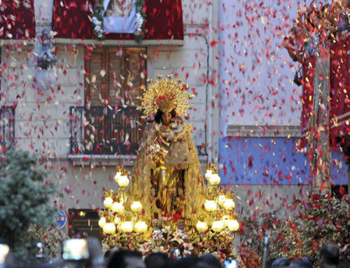 Programa de actos en honor a la Virgen de los Desamparados 2019