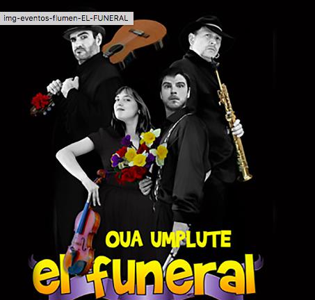 El Funeral en el teatro flumen