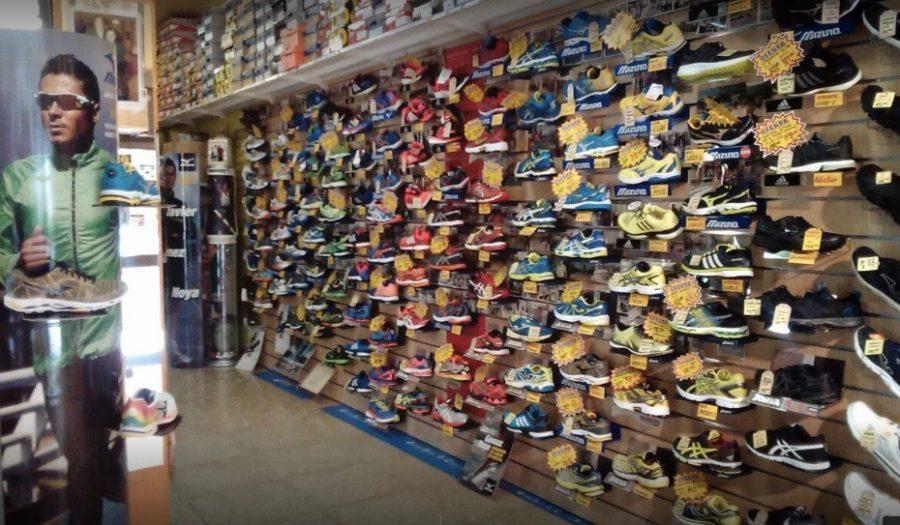 Deportes Marathon, zapatillas deportivas en Valencia