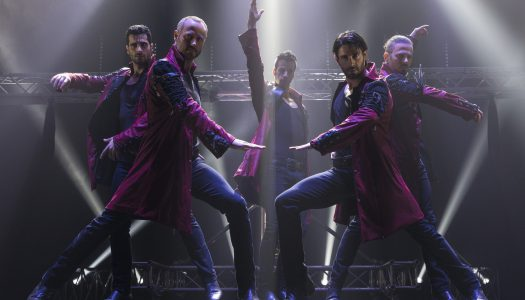 El espectáculo de los Vivancos, Nacidos para bailar, llega a Valencia