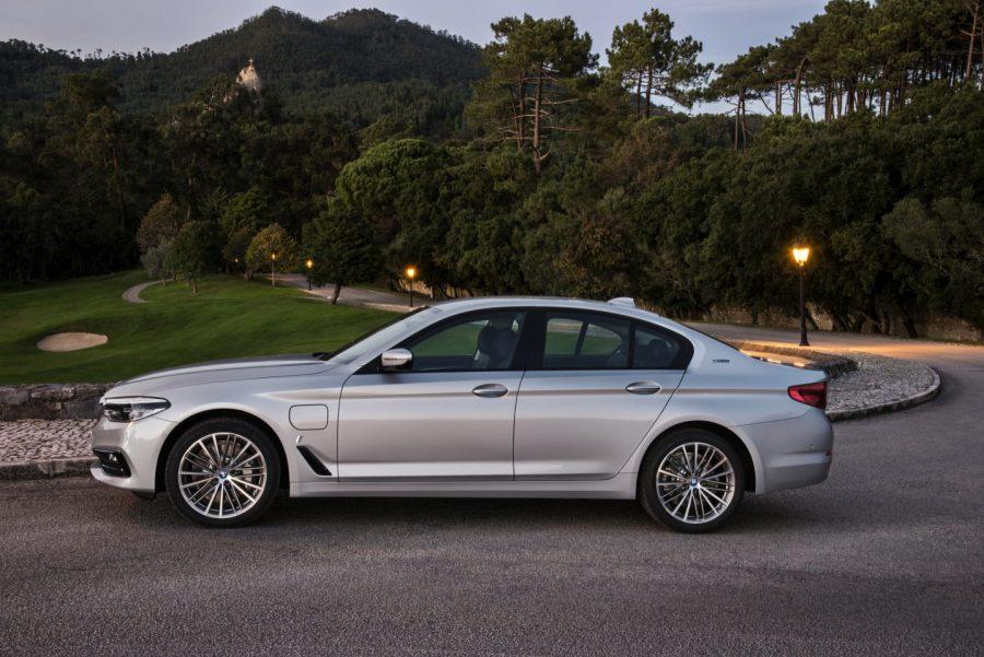 Motor. BMW 530e: cuestión de eficiencia