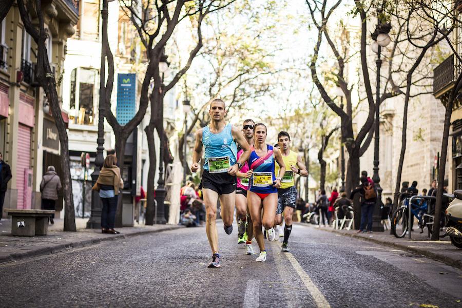 Personal Best Maratón Valencia