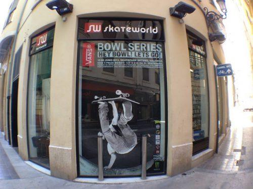 Skateworld, zapatillas deportivas en Valencia