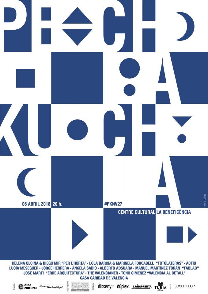 Pechakucha Night València regresa al Centre Cultural La Beneficència
