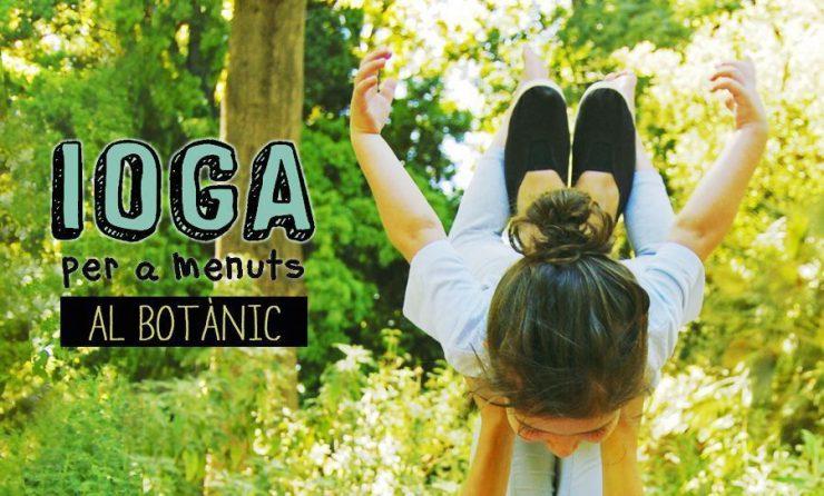Yoga Jardín Botánico de Valencia