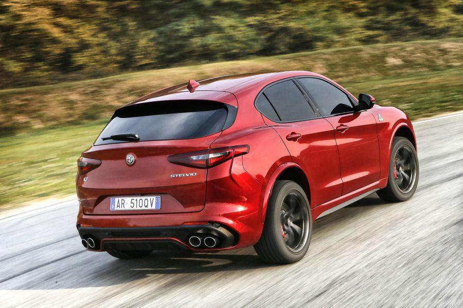 Motor. Alfa Romeo Stelvio: inédito