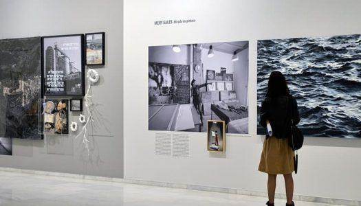 Presentación de la exposición Espaisd'art Fundación Bancaja