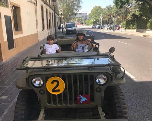 Un plan perfecto para los niños: museo militar de Valencia