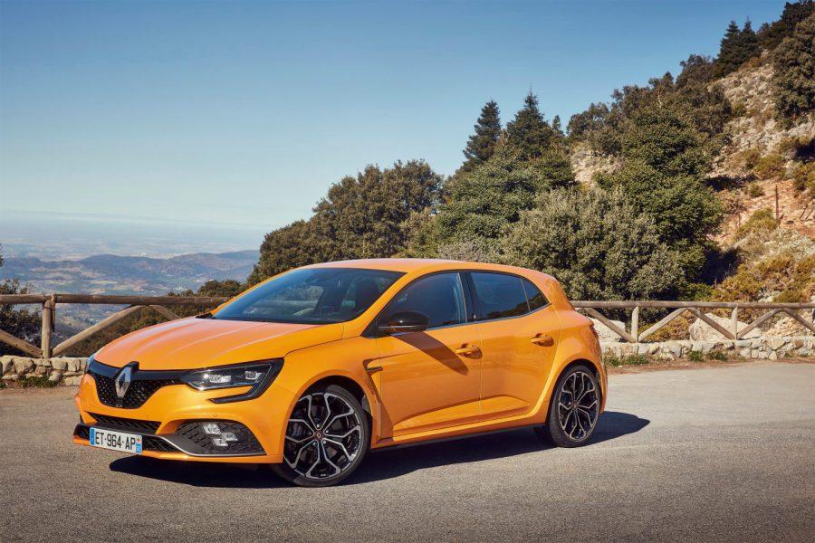 Motor. Renault Megane RS: un giro total
