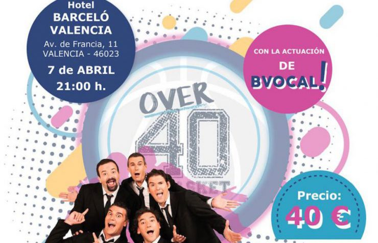 L'Alqueria del Basket de Valencia acoge el Torneo Over40Basket