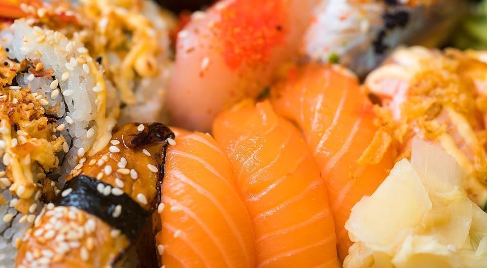 La fiesta del sushi en Valencia