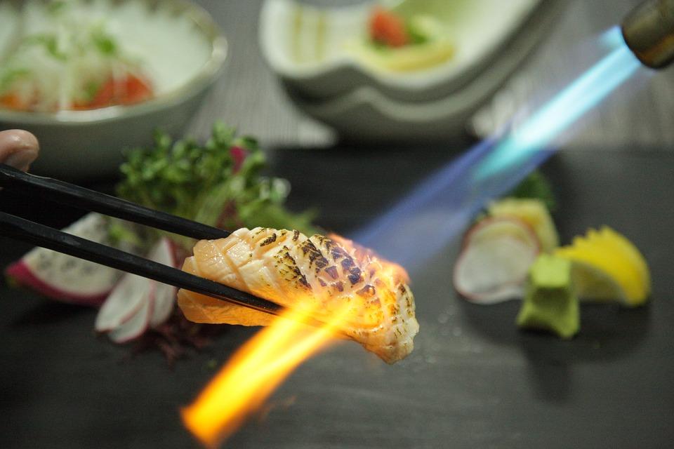 Deliveroo te trae el sushi a casa
