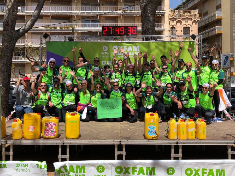 Trailwalker Intermón Oxfam