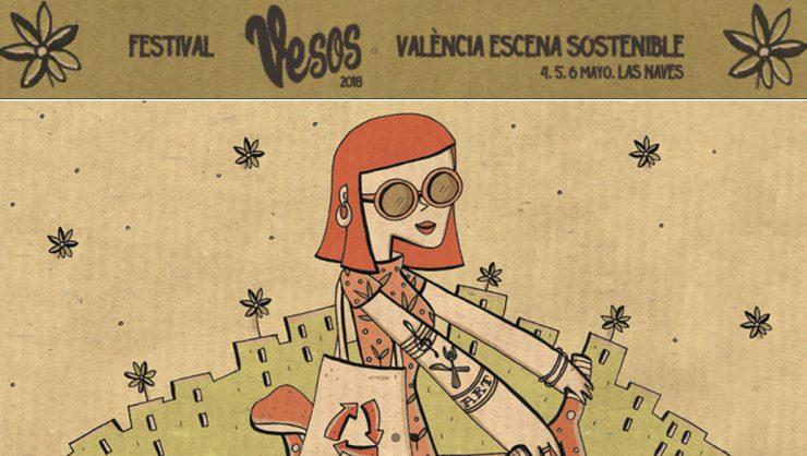 Festival Vesos 2018 Valencia