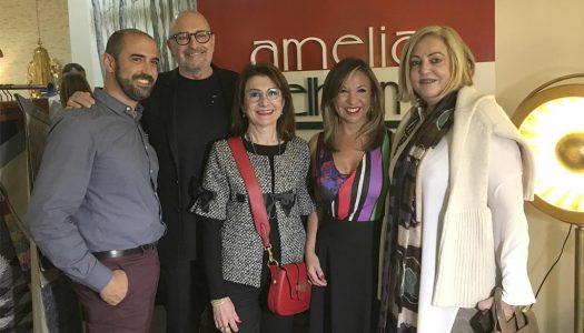 Amelia Delhom presenta las novedades de Missoni, Armani y Etro