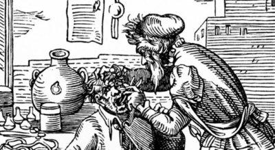 el barbero carnívoro