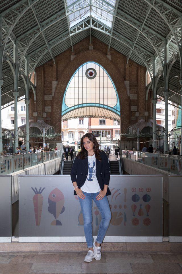 Entrevista a Carmen Alcayde, embajadora de la shopening night