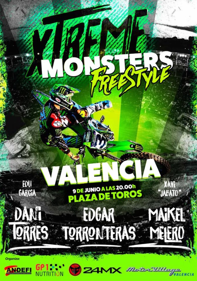 Xtreme Monsters Freestyle